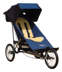 Baby Jogger Freedom for the older child or young adult - click for more information