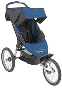 Baby Jogger Spirit for a child up to 5 years or 75lbs - click for more information