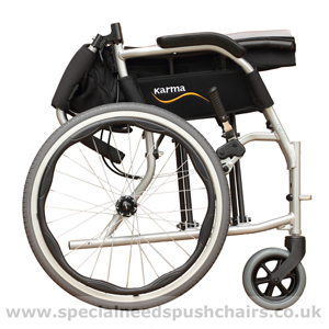 Ergo Lighweight Wheelchair - click for larger image
